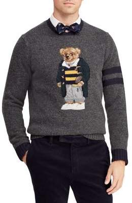 Polo Ralph Lauren UniversityPolo Bear Wool & Cashmere Sweater