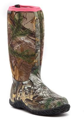 Bogs Classic Waterproof Camo Tree Print Boot