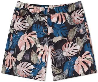 Saturdays NYC Trent Monstera Swim Short