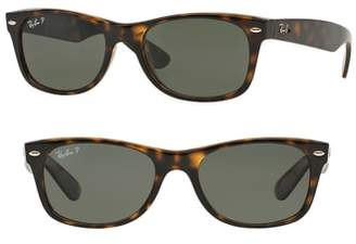 Ray-Ban (レイバン) - Ray-Ban Small New Wayfarer 52mm Polarized Sunglasses
