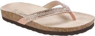White Mountain Thong Sandals - Hadyn