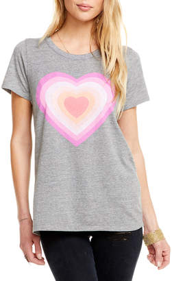 Chaser Big Heart Graphic Tee