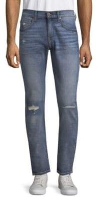 7 For All Mankind Paxtyn Clean-Pocket Jeans