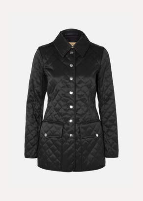 e80ee0f5b1d Burberry Quilted Jacket Womens - ShopStyle