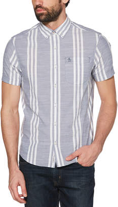 Original Penguin BOLD VERTICAL STRIPE SHIRT