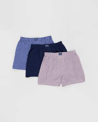 Polo Ralph Lauren 3-Pack Classic Boxers
