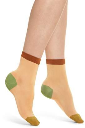 Happy Socks HYSTERIA BY Grace Ankle Socks