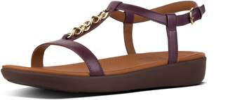 FitFlop Lana Chain Leather Sandals