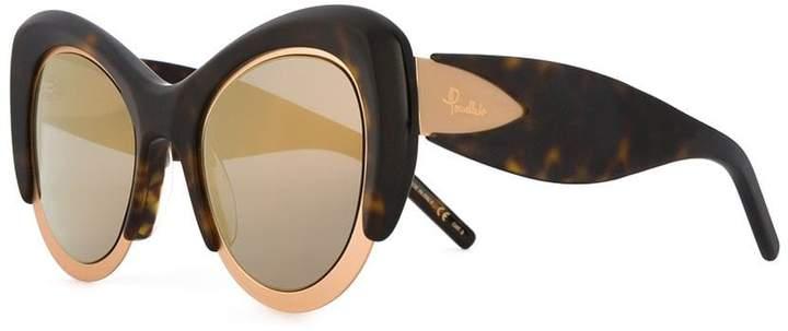 Pomellato cat-eye sunglasses