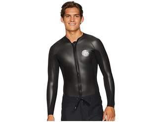 Rip Curl Aggro 1.5m Long Sleeve Full Zip Jacket