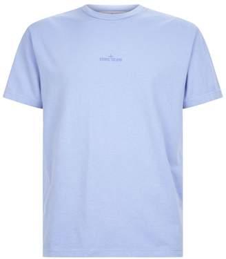 Stone Island Reflection Logo T-Shirt