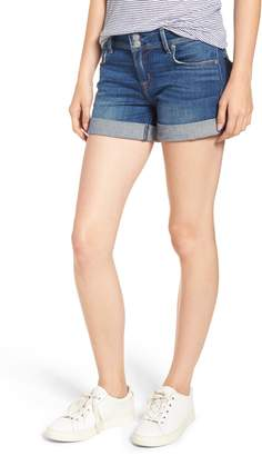 Hudson Jeans Ramona Cuffed Denim Shorts