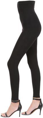 High Waist Cotton Jersey Leggings $114 thestylecure.com