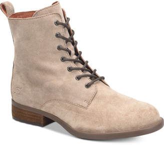 Børn Remy Lace-up Combat Booties Women's Shoes