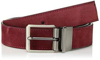 Marc Joseph New York Mens Leather Broad Street Belt
