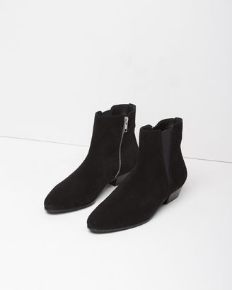 Isabel Marant Étoile Hey Jude Chelsea Boot $555 thestylecure.com