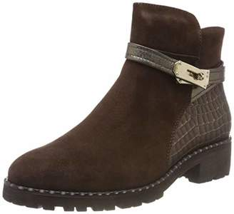 Caprice Women's's 9-9-25421-21 Ankle Boots Brown Comb 387