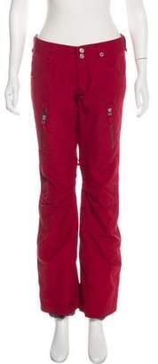 Burton Mid-Rise Wide-Leg Snow Pants