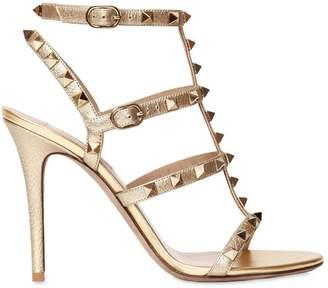 Valentino 105mm Rockstud Sandal