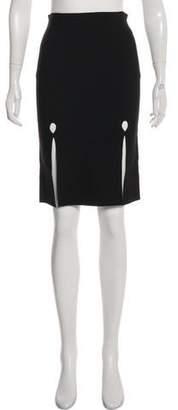 Alexander Wang Knee-Length Bodycon Skirt