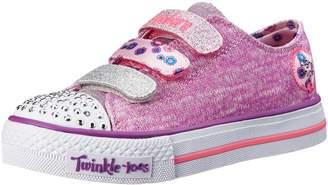 Skechers Twinkle Toes-Poplife Light-Up Sneaker