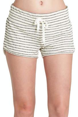 Element Striped Cotton-Knit Shorts