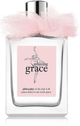 Philosophy Nutcracker Amazing Grace Eau De Toilette (Limited Edition) $48 thestylecure.com