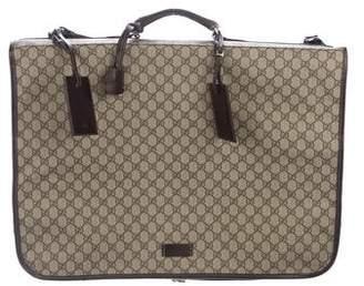 Gucci GG Plus Garment Carrier w/ Tags