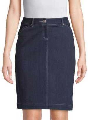 Robert Graham Women's Jordan Slim Skirt