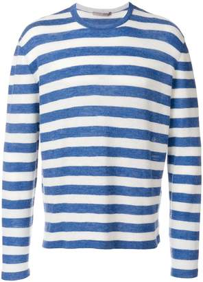 Ermanno Scervino striped longsleeveled jumper