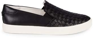 Sam Edelman Basket Weave Slip-On Sneakers