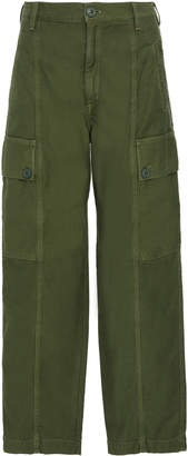 Citizens of Humanity Casey Cotton-Twill Cargo Pants