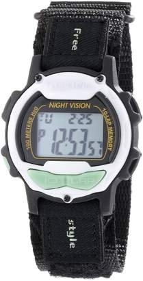 Freestyle Men's 103318 Predator Digital Display Japanese Quartz Black Watch
