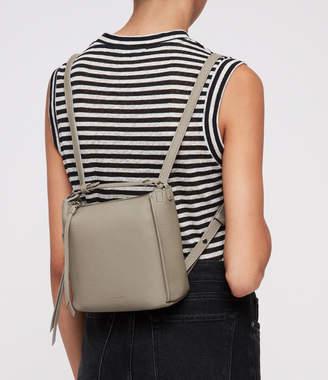 AllSaints Kita Mini Leather Backpack