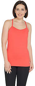 Susan Lucci Collection Tank with Binding RacerBack Straps