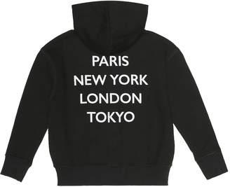 Bonpoint Cotton hoodie