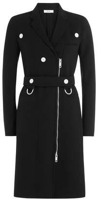 Celine Linen Coat