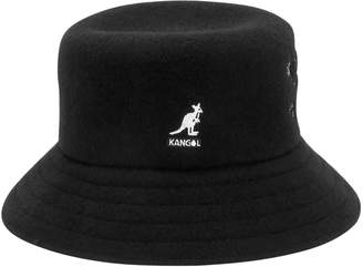 Kangol Rock Art Lahinch Wool Blend Bucket Hat