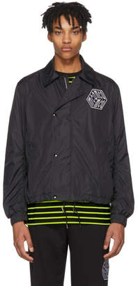 McQ Black Tupelo MA-1 Jacket