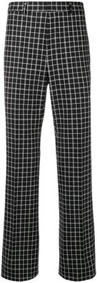 Givenchy check trousers