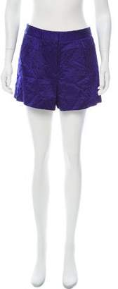 Elizabeth and James Satin Quilted Shorts w/ Tags