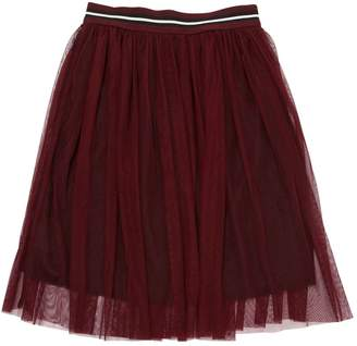 Molo Layered Stretch Tulle Skirt