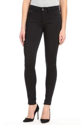 Mavi Jeans Adriana Side Stripe Skinny Ankle Jeans