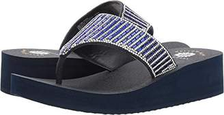 Yellow Box Women's Wedge Sandal