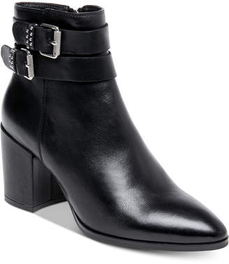Steve Madden Steven by Pearle Buckle Booties