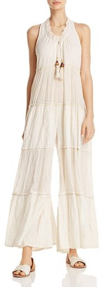 Free People Beach Bum Jumpsuit $168 thestylecure.com