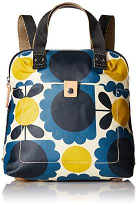 Orla Kiely Small Backpack Tote