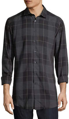Etro Checkered Shirt