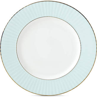 Lenox Pleated Colors Aqua Dinner Plate