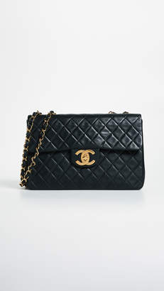 Chanel What Goes Around Comes Around Jumbo 2.55 Shoulder Bag